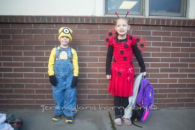 SES Halloween Parade