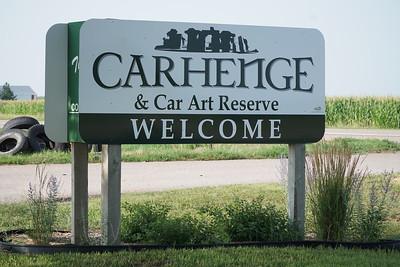 Carhenge 2018