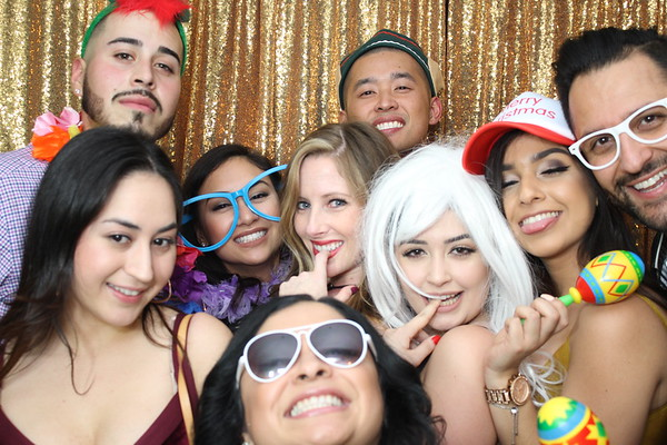 RadNet's Holiday Party 2017
