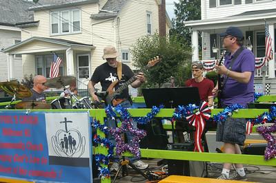 July 4, 2014; Milltown NJ