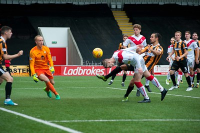 Airdrieonians v East Fife 16 9 17