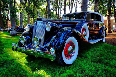 2009 Forest Grove Concours D'Elegance