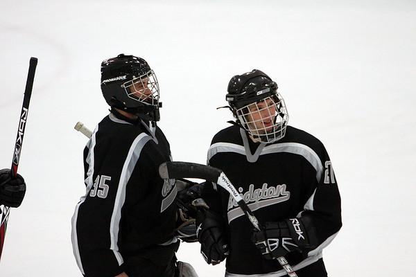 Bridgton Academy Hockey vs. Tilton Nov 28, 2008 @ Tilton Tournament