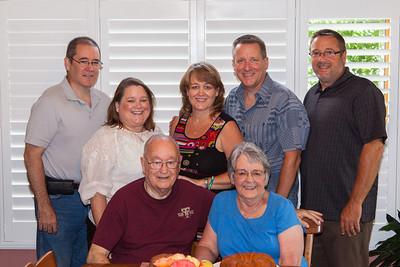Grady's 80th Birthday (23-26 Aug 2013)
