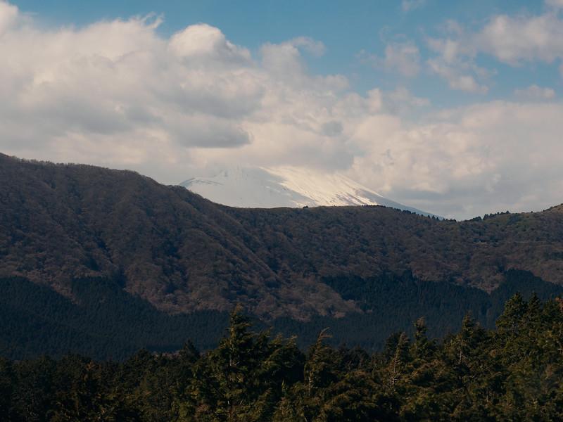 Hokone ropeway / Mt Fuji