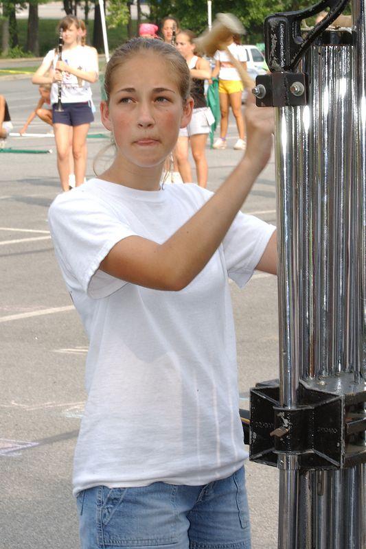 2003-07-31: Band Camp (Day 9)