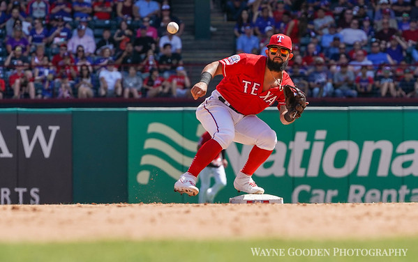 Texas Rangers Vs Toronto Blue Jays (5-5-2019)