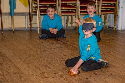 1st Dorking new Beavers and Cubs