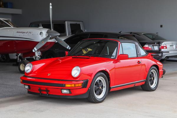 1987 Porsche 911 G50 Targa