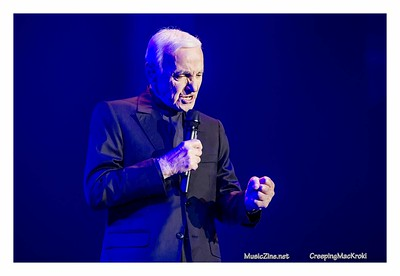 Charles Aznavour - Lotto Arena