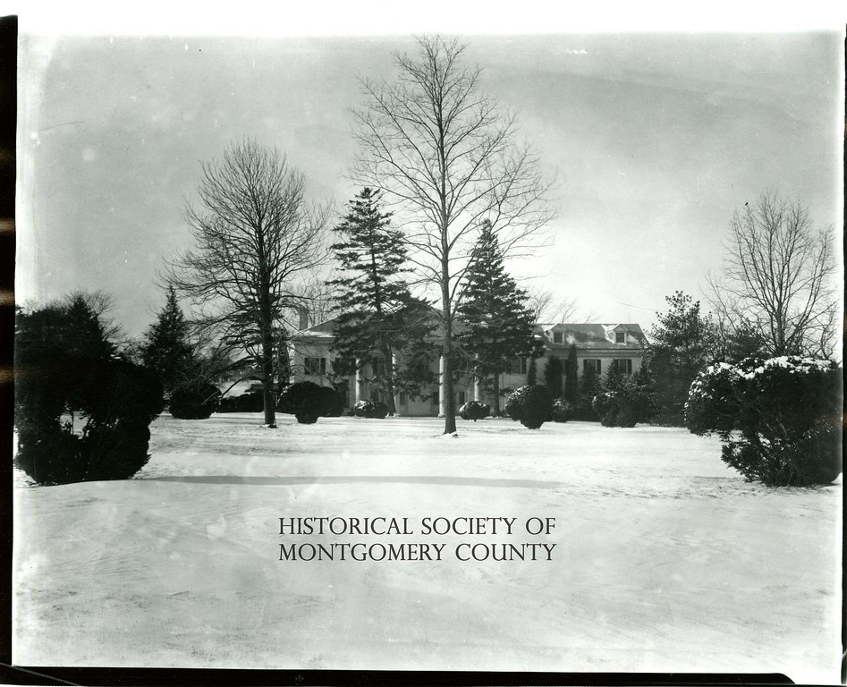 . This undated photo from the Historical Society of Montgomery County shows the Jefferson House in East Norriton. The building is located at 2519 DeKalb Pike and used to be a restaurant. It has since been turned into a housing development.
