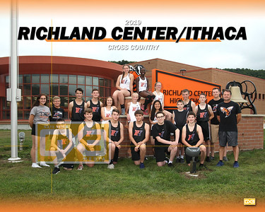 Richland Center/Ithaca cross country CC19