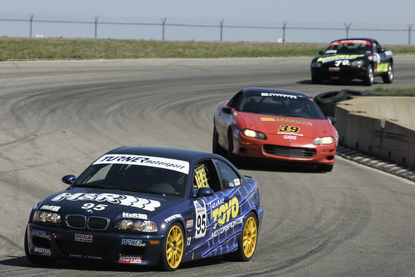 SCCA T2 Race - NHIS - May 7, 2006