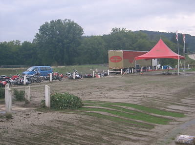 Moto Guzzi national flood