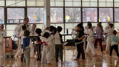 BZ Yellow Belt Testing