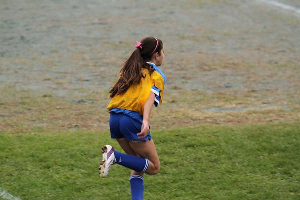 OV Girls Soccer vs Barstow