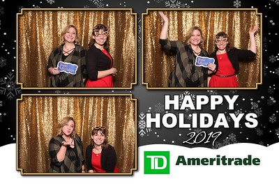 12-19-19 TD Ameritrade Holiday Party