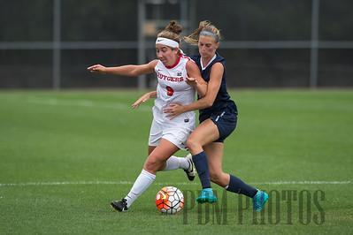 Rutgers Women v UConn 09-13-2015