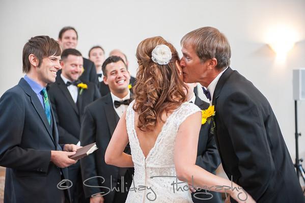 Melissa and Anthony - Ceremony