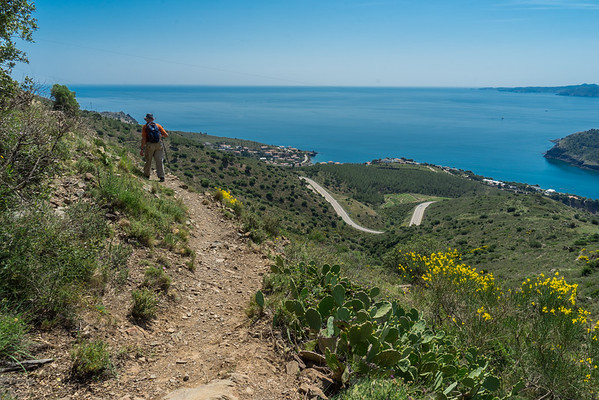 Hike from Colera to Portbou