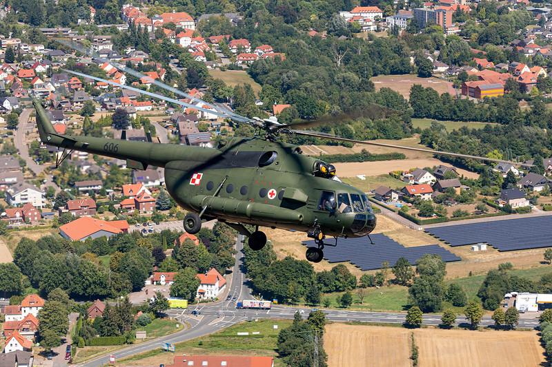 Poland Army / Mil Mi-17 Hip / 606