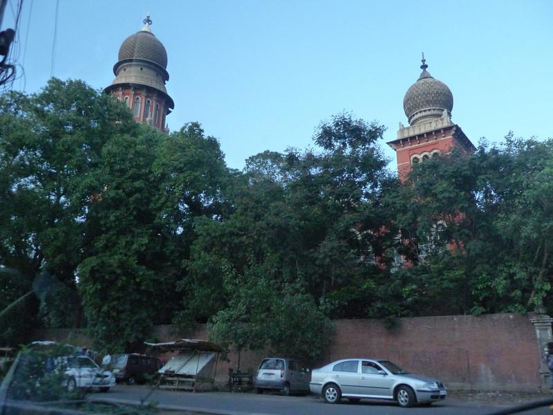 The High Court of Judicature at Chennai