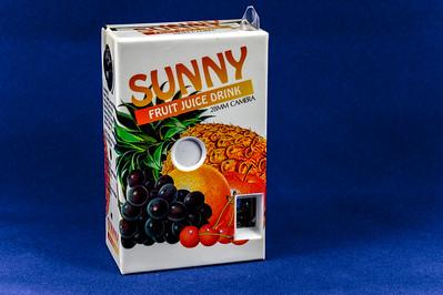 Sunny Fruit Juice, 2008