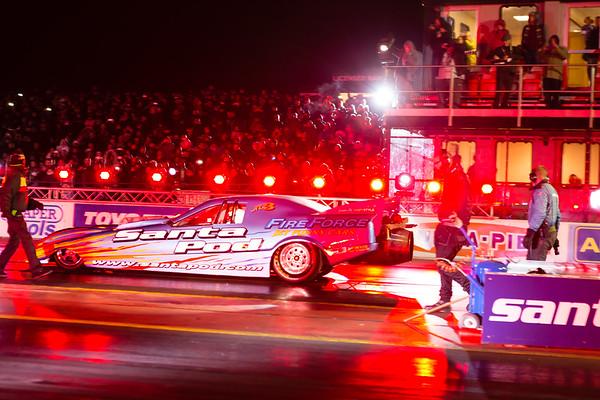 Flame and Thunder 2014 - Santa Pod