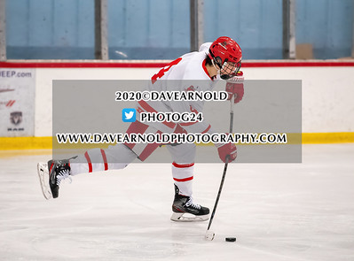 2/12/2020 - Boys Varsity Hockey - Framingham vs Hingham