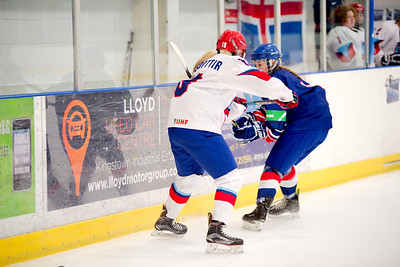 9 Nov 2019 Great Britain U18 Women v Iceland Women