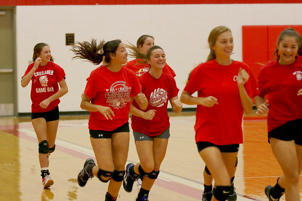 First Day Of Fall Sports Practices  081417