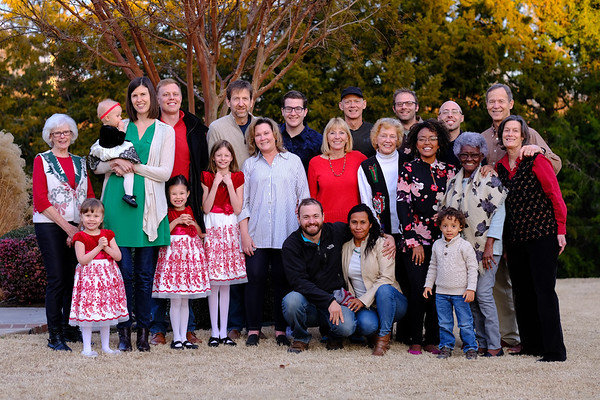 2017 Christmas in Oklahoma