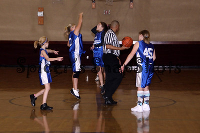 ST JAMES 6TH GRADE GIRLS VS ST PETERS