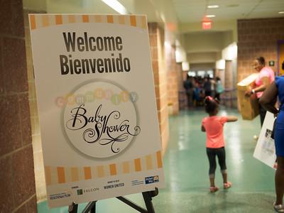 UW061417 COMMUNITY BABY SHOWER