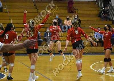 Attleboro - Milford Volleyball 03-17-21
