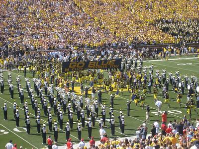 Michigan Football vs. Utah 2008