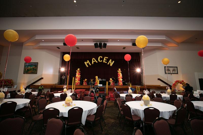 Macen's 1st Birthday (Event Photos)