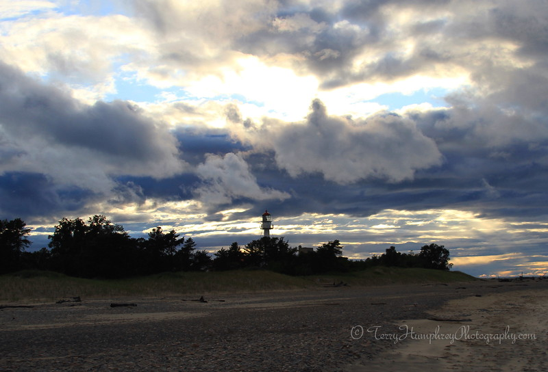 Lighthouse, Whitefish Point, MI