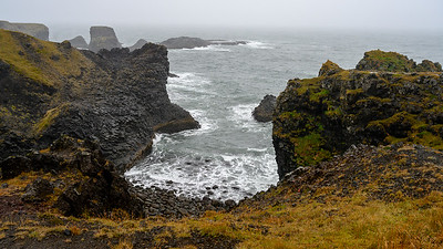 Cliffs and Seascapes