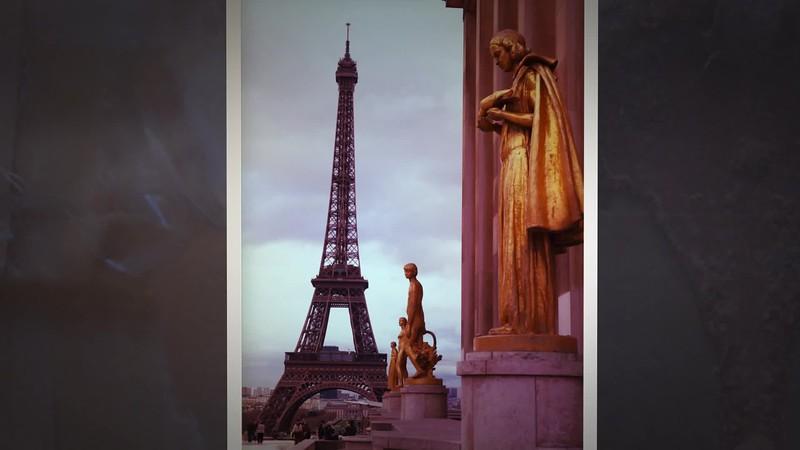 Paris et Les Parisiens Video Slideshow