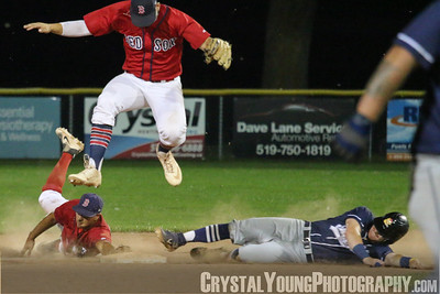 Playoffs: Red Sox vs. Baycats August 13