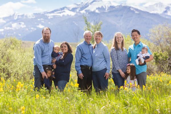 Hauck Family - Ennis, MT