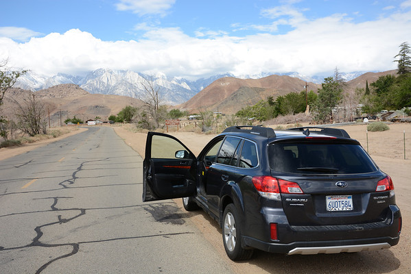 Mt. Whitney May 9-12, 2013