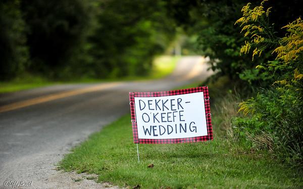O'Keefe Wedding