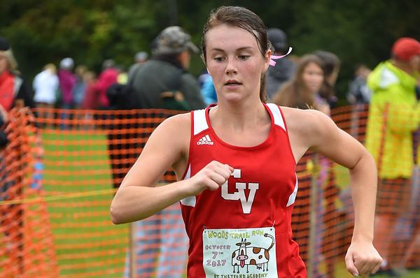 Girls 1 Woods Trail Run 2017-10-07