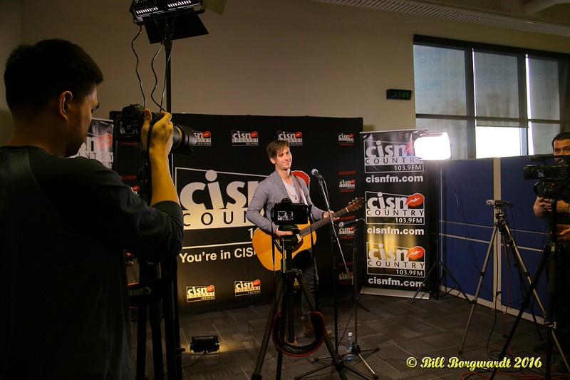 Jesse Mast at 103.9 CISN - Edmonton 163