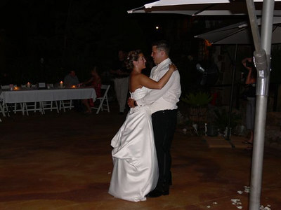 Layne and  Jarron's  Wedding - Aug 5, 2006