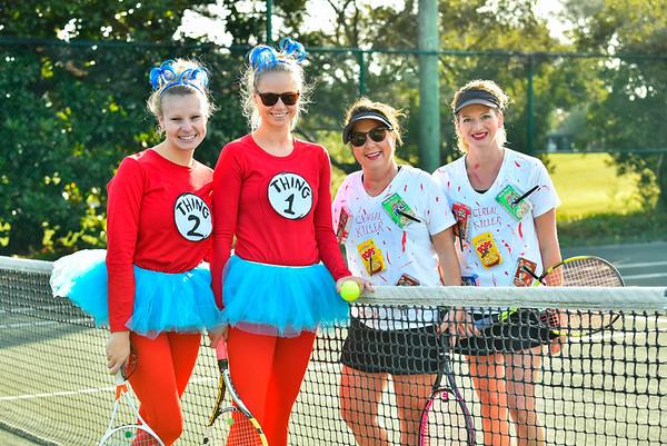 Halloween Tennis 2019