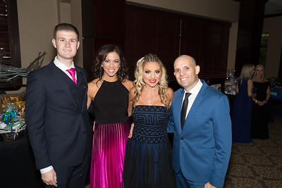 Dancing with the Stars 2018 - Reception and dinner
