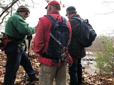 November 27 Wednesday Hike
